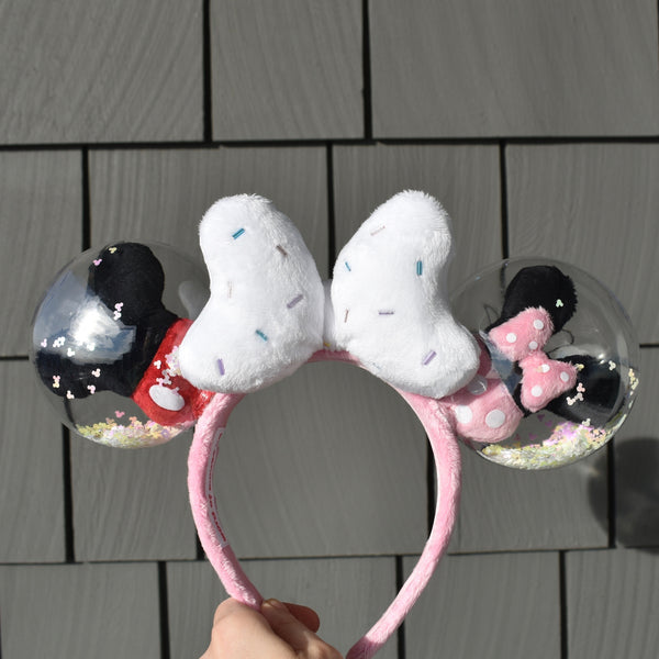 Valentine Balloon Ears