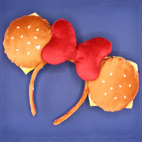 Cheeseburger Mouse Ears