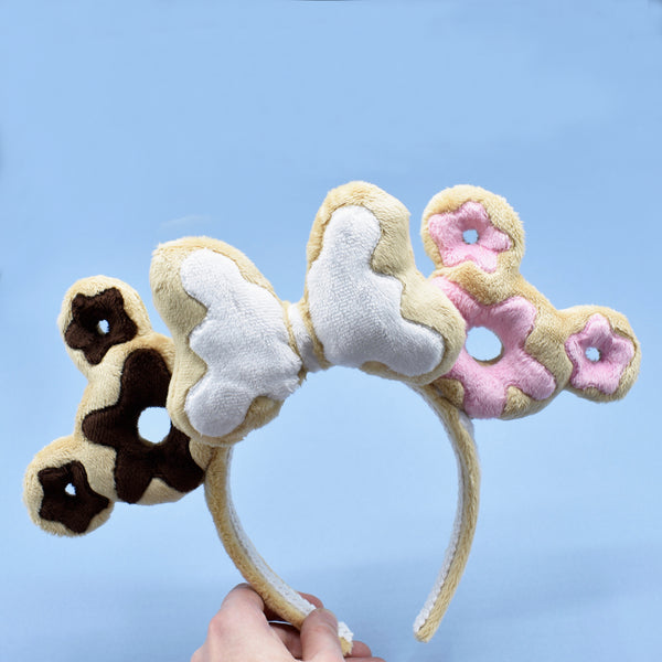 Donut Cookie Ears