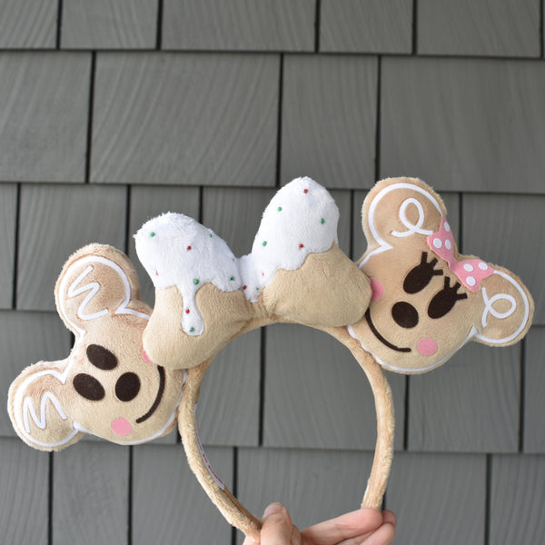 Gingerbread Cookie Ears