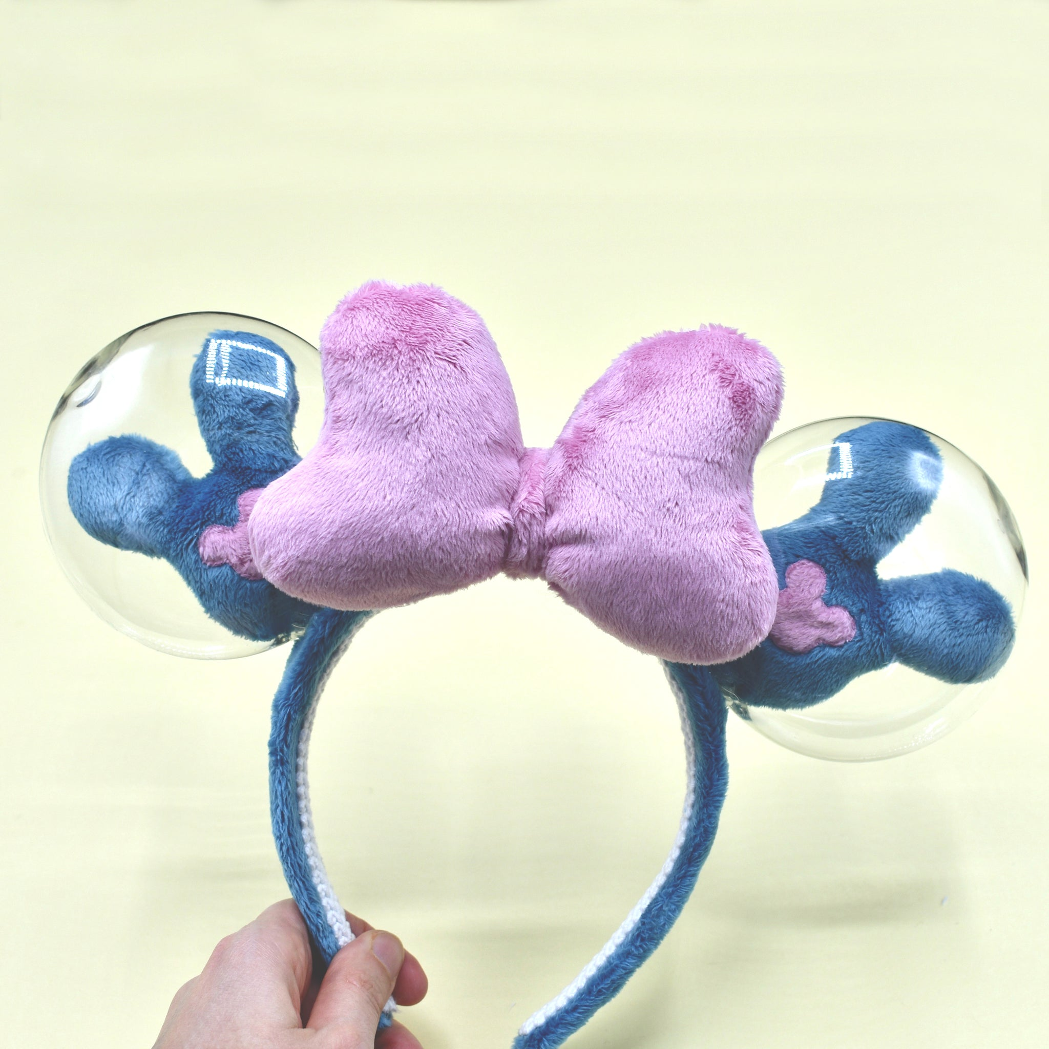 Stitch Balloon Ears
