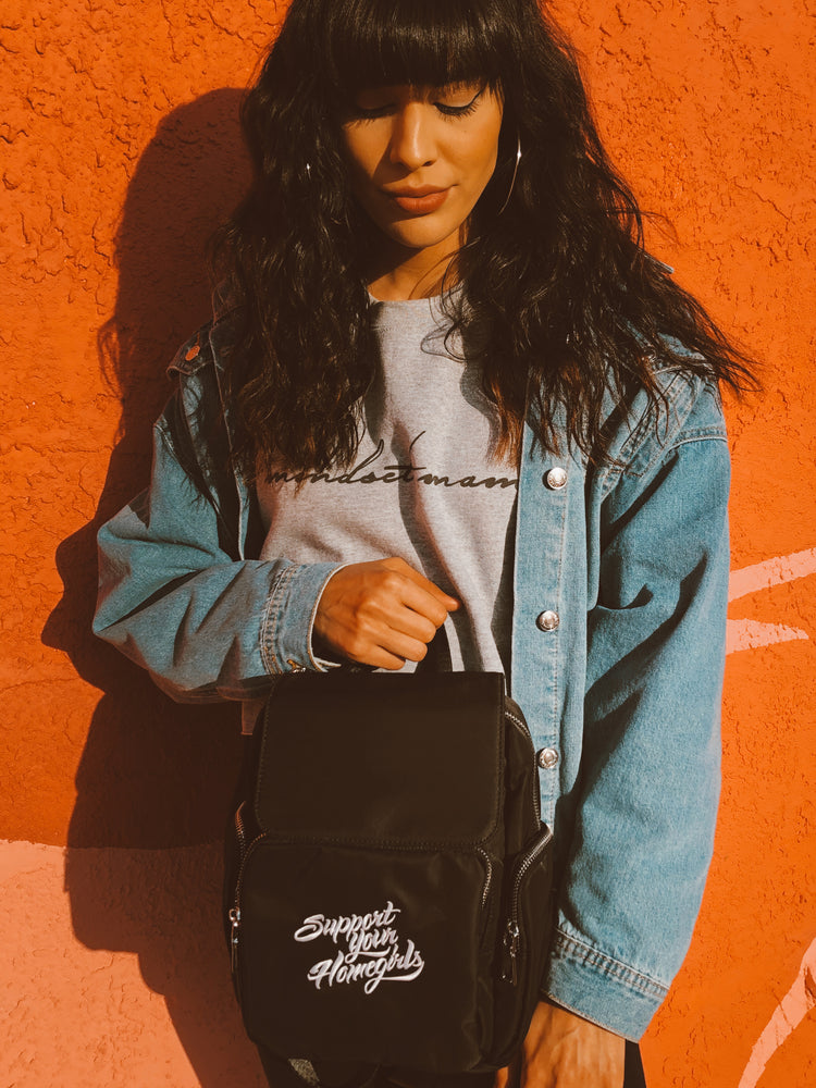 💖LIMITED Support Your Homegirls Backpack 💖 FREE SHIPPING, because I love you.
