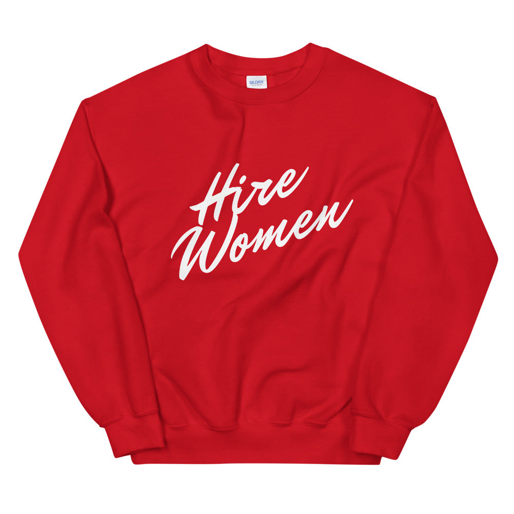 HIRE WOMEN Comfy Sweater