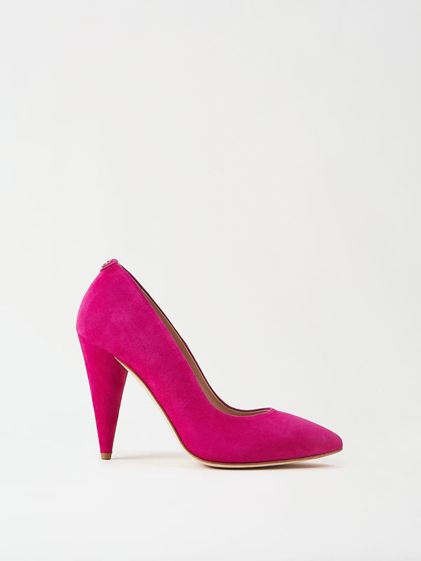 Mavette Madonna Pump Pink Side View