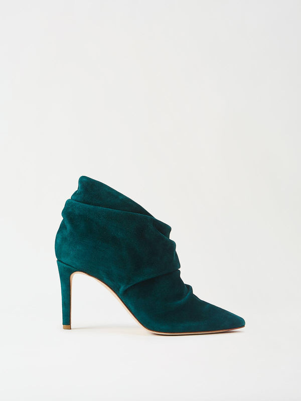 Mavette Ravenna Bootie Green Side View