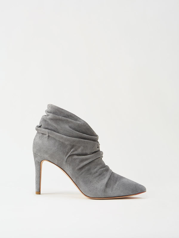Mavette Ravenna Bootie Grey Side View