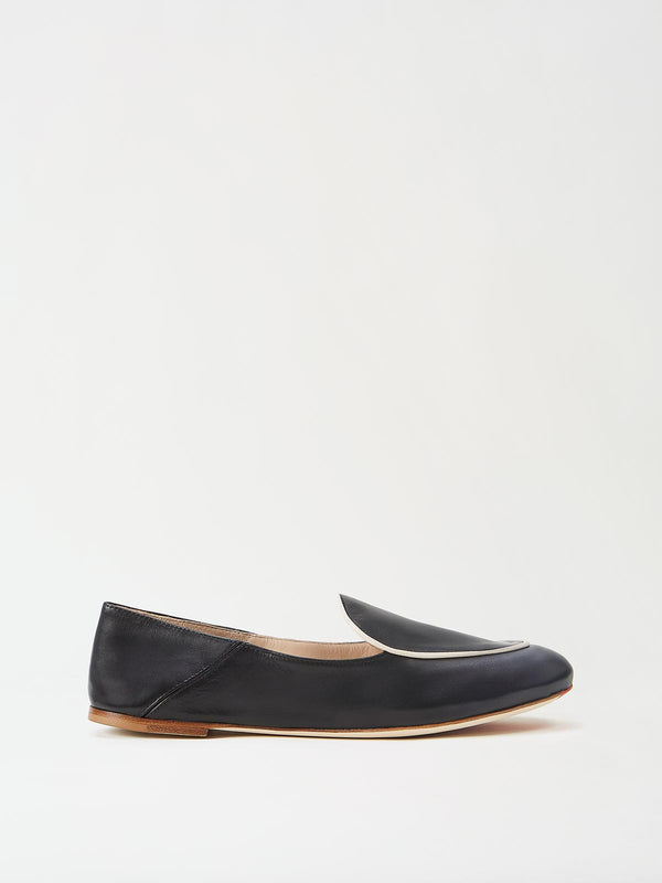 Mavette Sara Loafer Black Side View