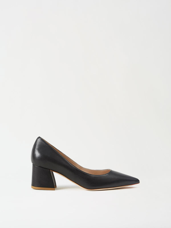 Mavette Sorella Pump Black Side View