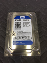 "Western Digital WD2500AAKX 3.5"" SATA 7200RPM 16MB Cache 250GB HDD Tested Good! - AsIsStuff"