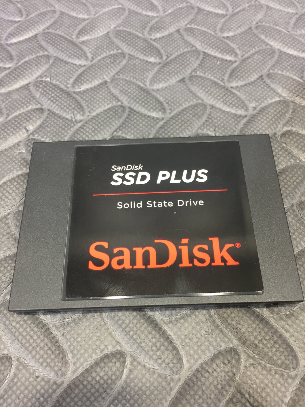 SanDisk SSD PLUS SDSSDA-120G 120GB SSD Tested Good! - AsIsStuff