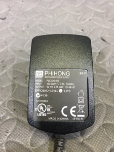 Phihong 5V 2A Output Switching Power Supply/Charger - AsIsStuff
