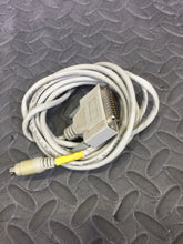DB25 to PS/2 Enhanced 350MHz Patch Cord 8Ft Cable - AsIsStuff