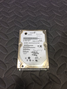 "Seagate ST9120821AS 2.5"" SATA 5400RPM 8 MB Cache 120GB HDD Caution Status! - AsIsStuff"