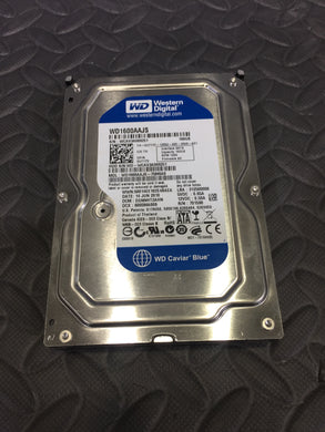 "Western Digital Blue WD1600AAJS 3.5"" SATA 7200RPM 8MB Cache 160GB Tested Good! - AsIsStuff"