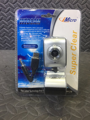 iMicro CAM-IM210 Super Clear VGA Webcam