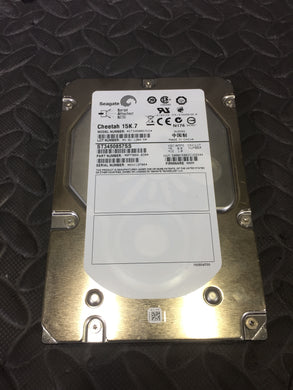 "Seagate ST3450857SS 3.5"" SCSI 15K RPM 16MB Cache 450GB Server HDD Tested Good! - AsIsStuff"