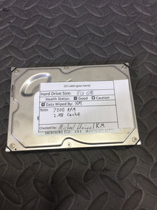 "Seagate ST3802110AS 3.5"" SATA 7200RPM 2MB Cache 80GB HDD Tested Good! - AsIsStuff"