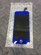 IPhone 5C Blue Faceplate LCD & Digitizer Replacement - AsIsStuff