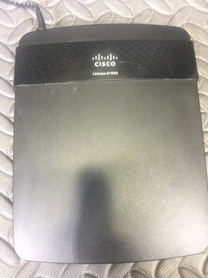 Cisco Linksys E1500 Wireless Router - AsIsStuff