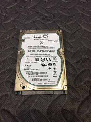 "Seagate ST9160314AS Momentus 2.5"" SATA 5400RPM 8MB Cache 160GB HDD Tested Good!"