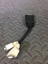 DMS-59 to Dual DVI-I Y Splitter Adaptor Cable - AsIsStuff