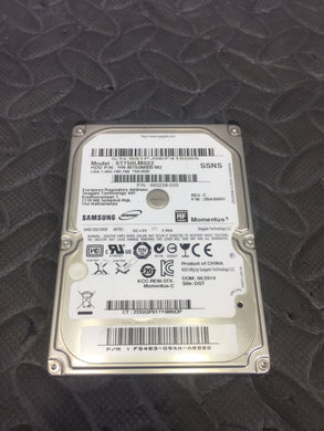 "Samsung ST750LM022 2.5"" SATA 5400RPM 16MB Cache 750GB HDD Tested Good! - AsIsStuff"