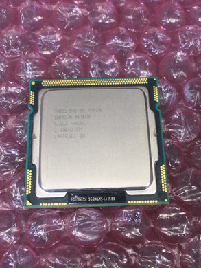 Intel Xeon X3430 4 Core 4 Thread 2.40GHz 8MB SmartCache Server CPU