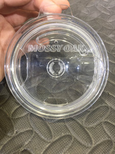 Mossy Oak 30oz Red Double Walled Vacuum Sealed Tumbler - AsIsStuff
