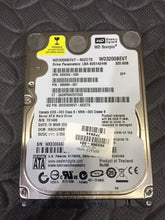 "Western Digital WD3200BEVT 2.5"" SATA 5400RPM 8MB Cache 320GB HDD Tested Good! - AsIsStuff"