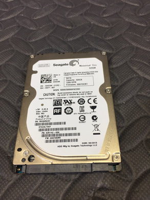 "Seagate ST320LT007 2.5"" SATA 7200RPM 16MB Cache 320GB HDD Tested Good!"