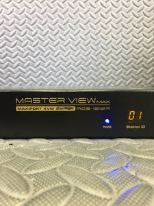 Aten Master View Max ACS-1216A 16 Port KVM Switch - AsIsStuff