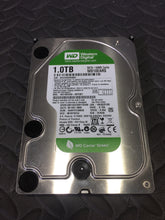 "Western Digital WD10EARS 3.5"" SATA 5400RPM 64MB Cache 1TB HDD Caution Status - AsIsStuff"