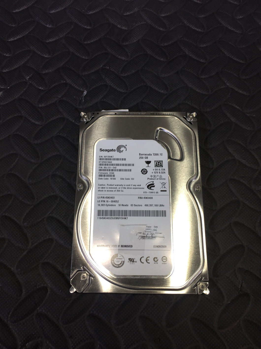 Seagate ST3250318AS 3.5