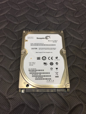 Seagate ST9250315AS 2.5