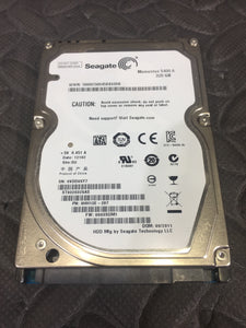 "Seagate ST9320325AS 2.5"" SATA 5400RPM 8MB Cache 320GB HDD Tested Good! - AsIsStuff"