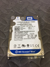 "Western Digital WD2500BEVT 2.5"" SATA 5400RPM 8MB Cache 250GB HDD Tested Good! - AsIsStuff"