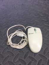 Microsoft X03-53717 PS/2 Serial Mouse Scroll Wheel - AsIsStuff