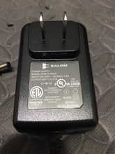 Salom SSW-2159US 48V .31A Power Adapter - AsIsStuff