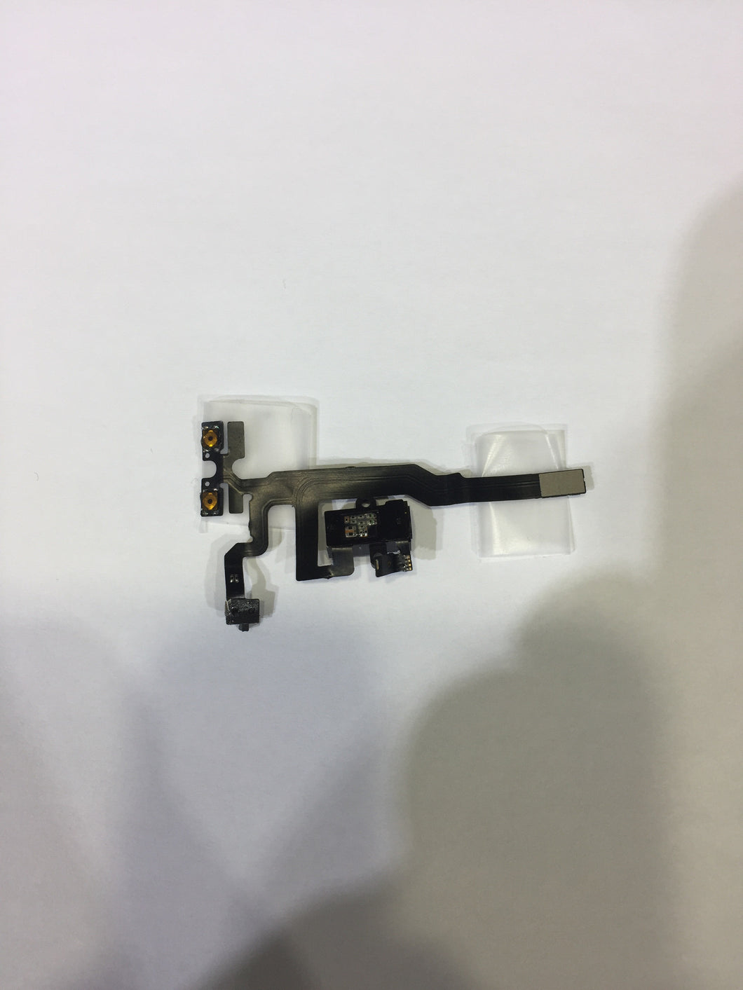 Iphone 4S Headphone Jack and Volume Control Flex Cable - AsIsStuff