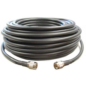 SureCall SC-001-75 75ft Ultra Low Loss Coaxial Cable N-Male Connectors - AsIsStuff