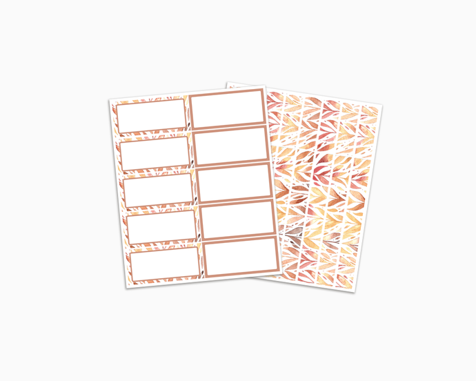 Walk In Your Purpose - Add-On - Petite Kit - Planner Girl Collection