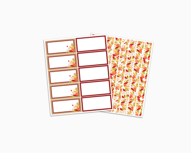 Fall In Love With Yourself - Add-On - Petite Kit - Planner Girl Collection