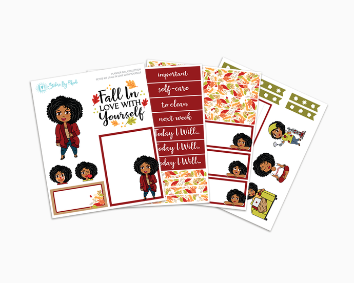 Ebony - Fall In Love With Yourself Petite Kit