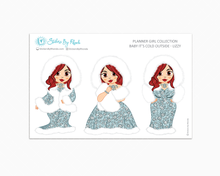 Limited Edition - Baby It's Cold Outside - Planner Girl Stickers