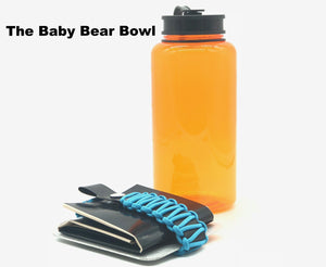 Baby Bear Blue 32oz + FREE Bonus Baby Bear Cook Pot!