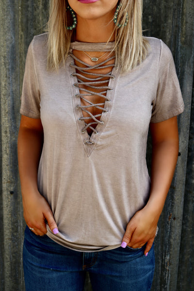 The Lacey Top