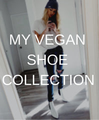 My vegan shoe collection that is actually affordable and super cute