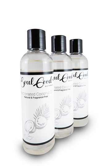 Fractionated Coconut Oil 3-Pack