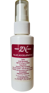 Glue Accelerator Spray - Tru-Form Nails & Cosmetics
