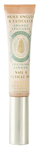 Panier des Sens Nail & Cuticle Oil Sweet Almond, 0.25 Ounce